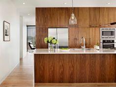 Diseño de Interiores & Arquitectura: 10 Increíbles Estilos para Modernos Gabinetes de Cocinas