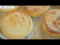 Bánh kếp phô mai tươi [Sweet The MI]