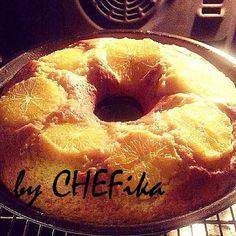 Bugün Star tv de Melek programı için advertorıal çekimimiz vardı.Çekim için Portakallı Kek yap... Fika, Yummy Cakes, Bagel, Doughnut, Muffins, Pudding, Bread, Cookies, Tart