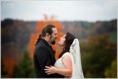Catskill Fall Wedding { Windham Mountain, NY }  Jen   Greg