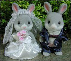 Sylvanian family wedding!