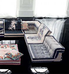 jean paul gaultier sofa <3