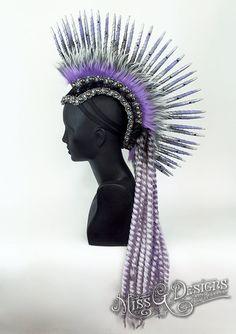 Mohawk Headdress Hea