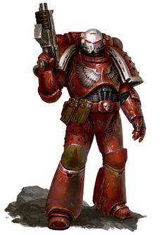 Warhammer 40K Database • front-line-head-line:   Thought of the...