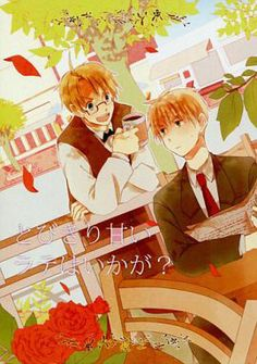 Doujinshi - Novel - Hetalia / United Kingdom & America