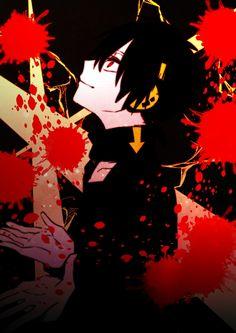 Blood everywher