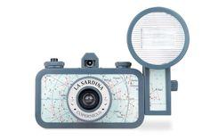 Lomography La Sardina Camera and Flash Copernicus – Lomography Shop