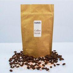 Guilty Pleasure #Himalayan #Salt & Arabica #Coffee Body #Scrub for Natural Skin Care Treatment