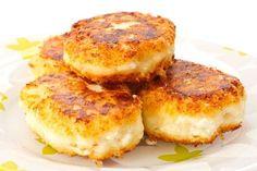 Süße Ricotta-Pfannkuchen Rezept