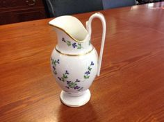 Lenox China Porcelain Replica Paris Pitcher
