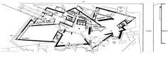 ground floor plan Daniel Libeskind, Design Museum, Art Museum, Museum Plan, Royal Ontario Museum, Museum Architecture, Modern Architecture, Ground Floor Plan, Urban