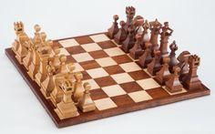scroll saw chess set - Google Search