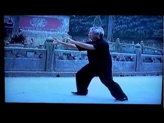 108 Yang Style Taijiquan part 2 of 3