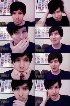 Phil is really underrated I looked up amazingphil hot for the prank and it's mostly Dan pictures man I love Phil