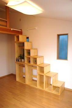 「ロフト 階段」の画像検索結果