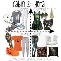 Cabin 2: Hera