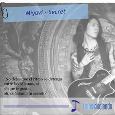 Miyavi - Secret JRock JMusic