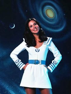 Erin Gray, Wilma Deering on Buck Rogers Classic Tv, Classic Movies, Buck Rodgers, Blake Lovely, Erin Gray, Sci Fi Tv, Space Girl, Vintage Tv, Thing 1