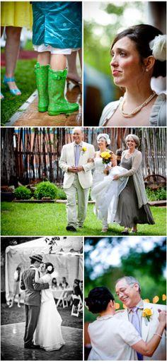 Real Wedding: Elizabeth and Johnny, II