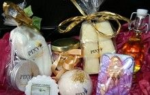 Mother's day Gift Box Irish made items available to order on line at www.cardscomplete.ie
