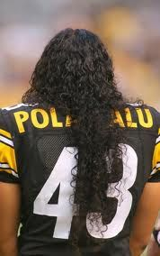 Troy Palomalu #Steelers