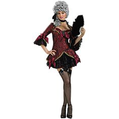 Secret Wishes Lady Versaillies Costume http://bryonytheatrical.co.uk/secret-wishes-lady-versaillies-costume-4461-p.asp