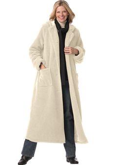 Petite Plus Winter Coats