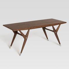 "$359 Emil Coffee Table - Height: 22.5"" Width: 53.25"" Depth: 21.75"""