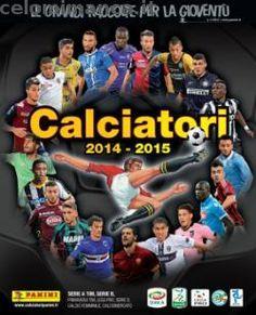 Copertina Calciatori 2014-2015