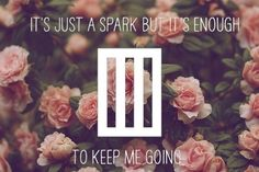OMG, probably my favorite quote from all of their albums. And I'm in love with their logo. Lyrics Rule Paramore's 'Last Hope'