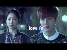 Love is... (Acoustic Version) OST The Heirs [Han|Rom|Eng Onscreen Lyrics]