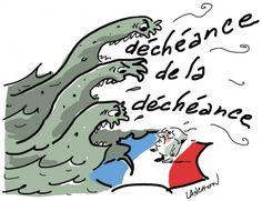 Agnès Lanchon (2016-02-08) France: De la Decheance