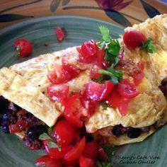 Cafe Vita: Cuban Omelet