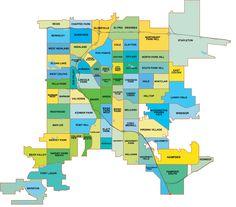 Urban Denver Neighborhood Guide l Neighborhood Information l Denver Neighborhood Map l LIVE Urban Real Estate