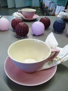 Teekuppi, Jenni Linnove Jenni, Tea Cups, Tableware, Dinnerware, Tablewares, Place Settings, Tea Cup, Cup Of Tea