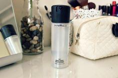 MAC Fix Plus/Makeup Setting Spray and Hydrating Spray DIY