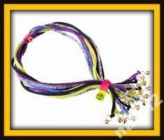 ZUMBA -pom pom headband