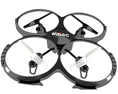 UDI U818A 2.4GHz 4 CH 6 Axis Gyro RC Quadcopter with Came...