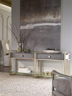 AMAZING VANGUARD FURNITURE   Vanguard Furniture: Room Scene   www.bocadolobo.com/ #luxuryfurniture #designfurniture