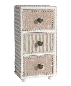 This Hearts & Stripes Chest by A&B Home is perfect! #zulilyfinds