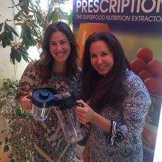 @jessicagottlieb Joined us for our NutriBullet Rx Event at the Peninsula Hotel in Beverly Hills!