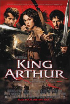 KING ARTHUR // usa // Antoine Fuqua 2004