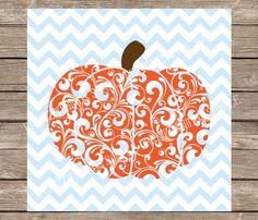 Swirly Pattern Pumpkin SVG File PNG DXF Check out this Fall Swirl Flourish Pumpkin SVG file. File is for any compatible electric cutting machine. Download the file attached and import the images into any compatible cutting machine software. Files come as assembled file or separated circles. ---------------PLEASE NOTE: This listing is for digital download only. No physical items will be mailed. ----------- Sizing can be adjusted inside your software. By purchasing this item you agree to no...