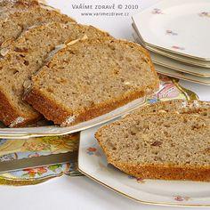 velikonocni-kvaskovy-mazanec Banana Bread, Food, Essen, Meals, Yemek, Eten