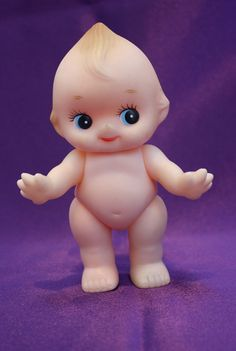kewpie doll, via etsy