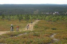 Saariselkä MTB 2013, XCM (04) | Saariselkä.  Mountain Biking Event in Saariselkä, Lapland Finland. www.saariselkamtb.fi #mtb #saariselkamtb #mountainbiking #maastopyoraily #maastopyöräily #saariselkä #saariselka #saariselankeskusvaraamo #saariselkabooking #astueramaahan #stepintothewilderness #lapland