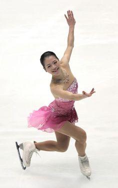 Akiko Suzuki, Japan Figure Skating Championships 2011@Osaka, FS