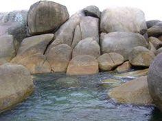 Panoramio - Photo of Piscinas naturales de aguas transparentes - Barra da Lagoa - Florianópolis - SC