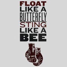 Find your inner Ali Jim Bradley l Boxing l Speedball l Mahummad Ali I Inspiration l Training l Fitness