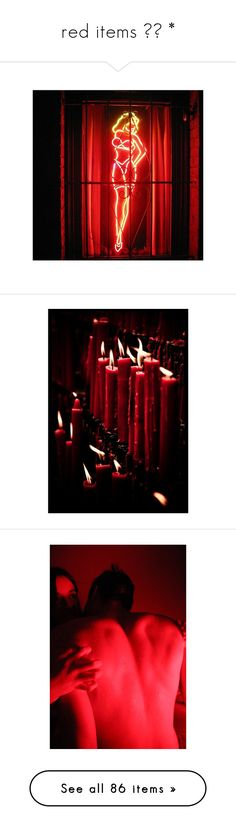 """""""red items ✧˚ *"""" by whiteshvdows ❤ liked on Polyvore featuring pictures, red, fillers, backgrounds, pics, photos, candles, phrase, quotes and saying"""